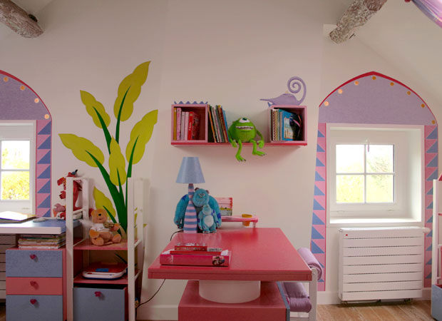 Sabine Design - Sabine-Design - Décoration Enfant - Peintures