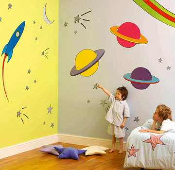 sabine design sabine design decoration enfants autocollants muraux autocollant. Black Bedroom Furniture Sets. Home Design Ideas
