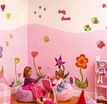 Decoration De Chambre De Fille. Awesome Dco Chambre Bb Fille Pas ...