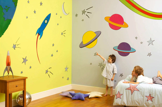 zoomzoom - Stickers Muraux Design Decoration