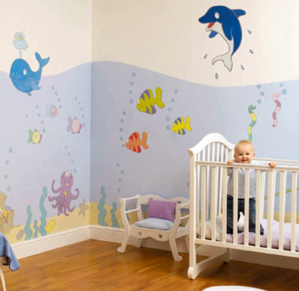 Sabine design galerie archives for Decoration murale pour chambre